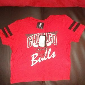 Brand new 2 piece Chicago Bulls set